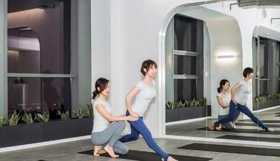 探青岛|有点惬意,一间艺术感与专业度并存的的瑜伽馆,健康生活从这里开始