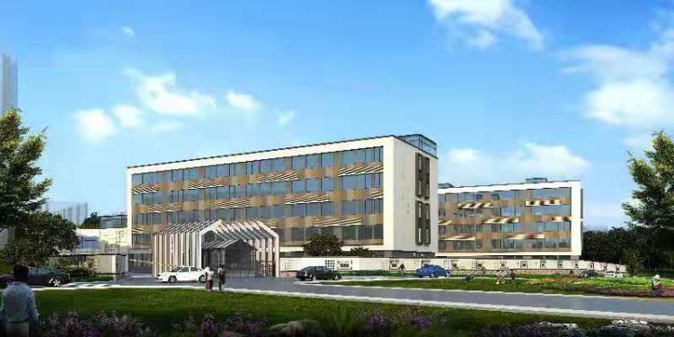 最新!市北区浮山后一小区配套中学预计2021年4月竣工