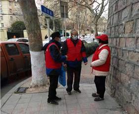 市北区高文东:党员父子齐上阵  抗击疫情冲锋在前