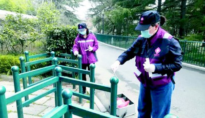 青岛市疾控中心提醒:疫情尚未解除 出行做好防护