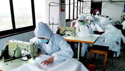 时隔17年青岛一企业再度转产 曾为抗击SARS转产口罩