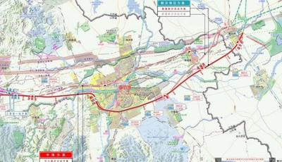 青島至臨沂將再建一條高鐵 途經濰坊日照連接京滬二線