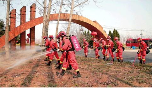 山东半月查处野外违规用火3100人次 森林防灭火措施再加严