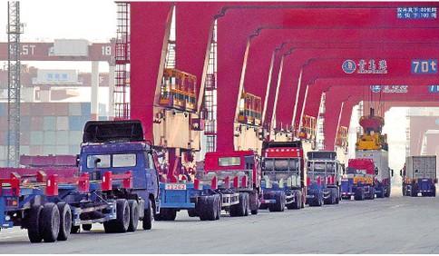 山东港口一体化驱动 一季度货物、集装箱吞吐量逆势增长