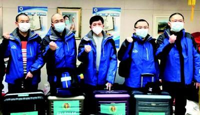 青大附院麻醉科五名医生:参与51例插管 高危30秒离病毒源最近