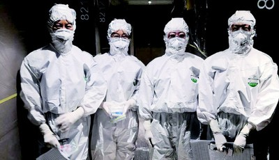 境外返京人员来青隔离观察 市南区人民医院组建医疗团队