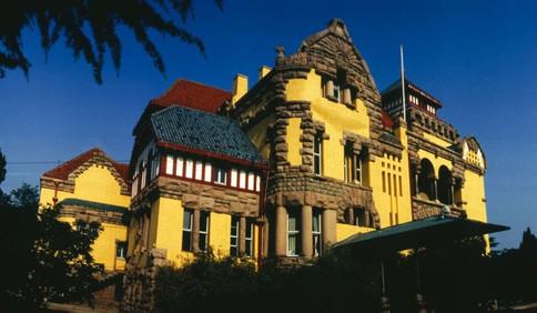 青岛德国总督楼旧址博物馆4月20日起暂停开放 恢复时间另行公告