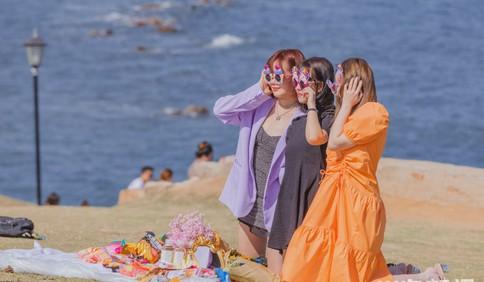 打卡小麦岛:初夏时节海岛秀丽 弥漫着治愈系的味道