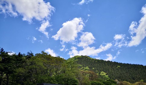 云海奇观绘仙境崂山 一场视觉盛宴正在上演