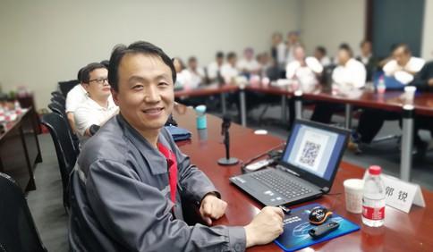 全国人大代表郭锐:我为基层技术工人代言