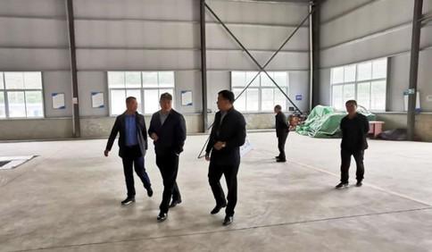 青岛爱心企业赴陇南市西和县结对帮扶贫困村