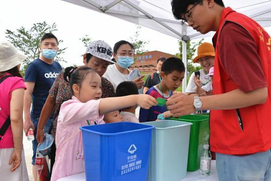 即墨举办创建绿色家园·共享微乐湖南棋牌生活乡村游主题活动