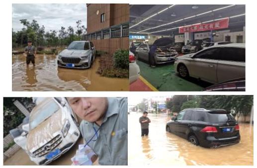 |生命至上 客户至上| 多地暴雨持续 阳光保险积极应对险情