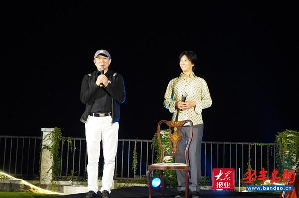 """""""2020青岛・谭盾音�a周""""拉开""""太平角音乐季""""帷幕"""