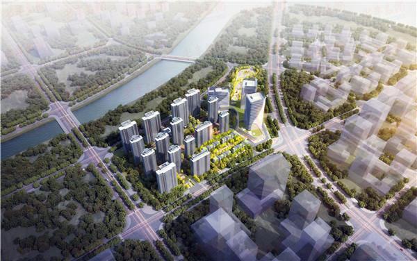 青岛国信蓝谷综合体一期启动施工招标 总投资约19亿元(图1)