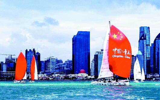 青岛帆船周·海洋节8日起举办多项赛事文化演出邀你观赏-半岛网