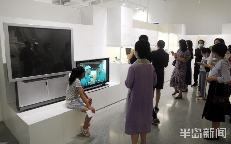 """""""带孩子来青岛一定要打卡海信科学探索中心""""!""""探访胶东 2020""""实地采风团再次出发"""