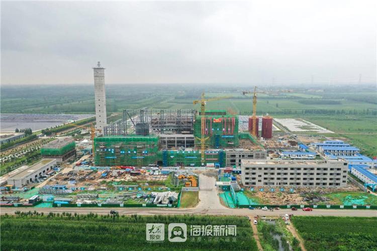  一个县级市擘画四个千亿级 乐陵新型工业蓄势腾飞 ?