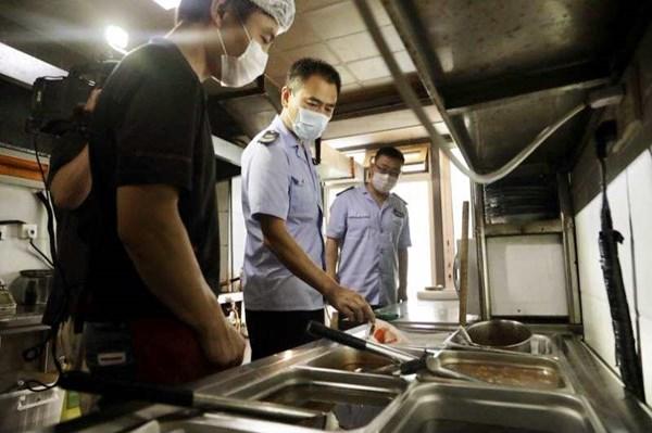 |开学在即 青岛市市场监督管理局全力护航我市中小学校园及周边食品安全