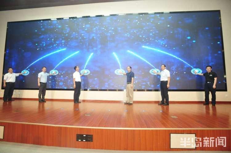 启幕|讲好中国故事创意传播大赛山东站启幕 壹点视频电商基地成立