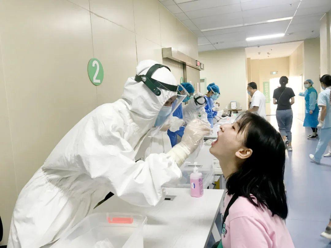  诸城华元医院重要公告:所有新住院患者及陪护人员须进行新冠病毒核酸检测