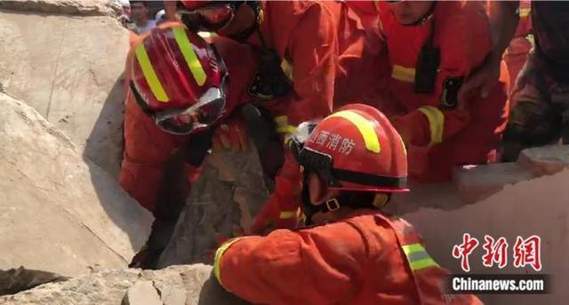 聚仙|山西襄汾聚仙饭店坍塌已致5人死亡 救援力量增至710人