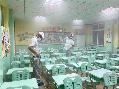 青岛上海路小学|秋季开学临近 岛城这所百年校园这样统筹教育复学与防疫工作