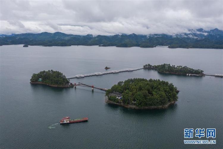 千岛湖:共护一湖水-半岛网