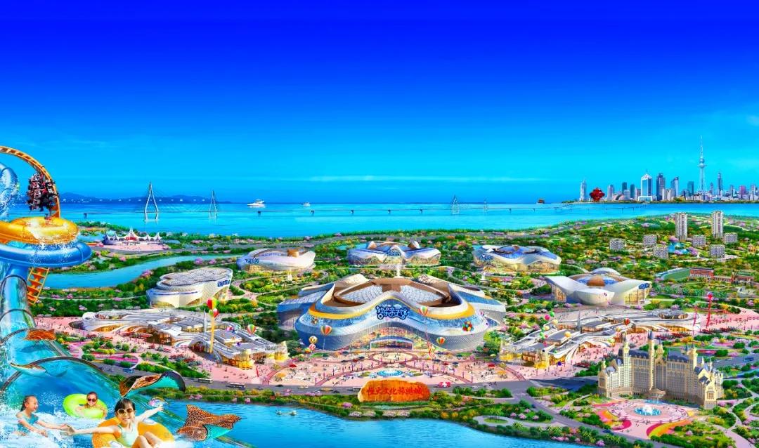 助推区域大发展 这张城市新名片惊艳青岛