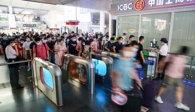 重要提醒:10月8日济南局客流高峰 国庆出行买票趁早