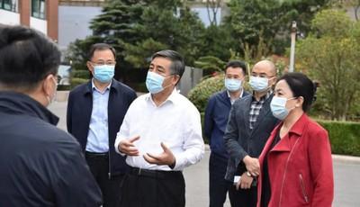 青大附中2745名师生完成核酸检测 校园实行封闭管理