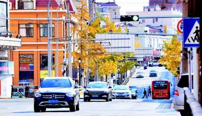 """打造老街里""""國際范"""" 中山路步行街設計方案預計12月底完成"""