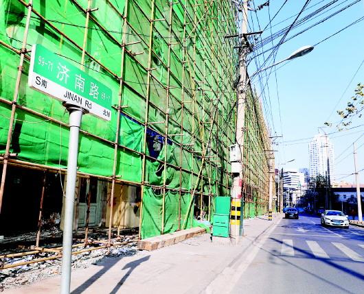 """_打造老街里""""国际范"""" 中山路步行街设计方案预计12月底完成 中山路步行街老街一号里什么好吃"""
