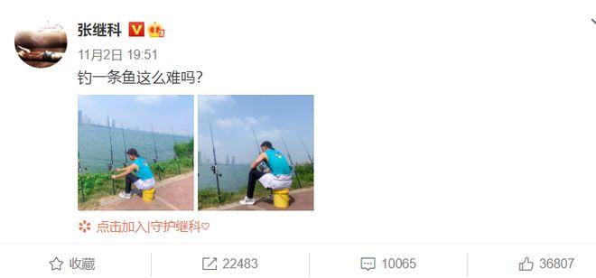 张继科删除与金晨互动帖 表白却被拒觉得没面子?