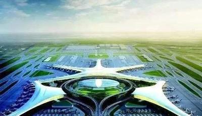 最新消息!青島膠東國際機場12月1日起開展試驗飛行