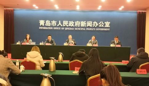 """青岛新旧动能转换初见成效 """"四新""""经济占GDP比重达31.25%"""