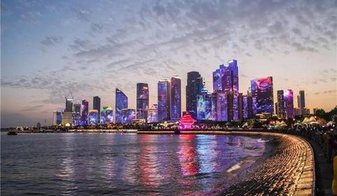 """身在青岛坐拥""""幸福"""" 多个幸福城市榜单""""相中""""青岛"""