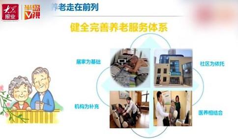 """[视频]""""三民""""活动云述职,市民政局:明年将在农村建立镇级养老服务中心"""