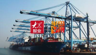 """三期工程在建!青岛港""""连钢创新团队""""透露新动作"""