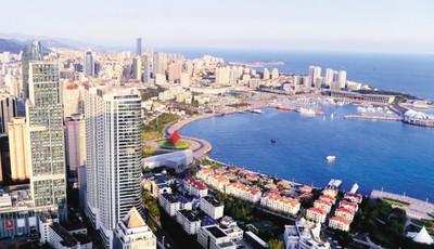 奋斗2021|市南区加快建设现代化国际大都市核心区,掀起高质量发展新篇章