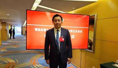 两会好声音丨青岛市人大代表刘同敬:要加快推进港口交通配套建设