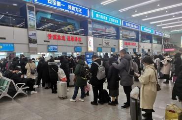 青岛汽车总站调整预售期 除夕前的票都能买...