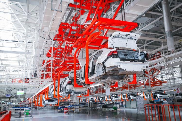 半岛聚焦丨全国每10辆新能源汽车 就有一辆青岛造