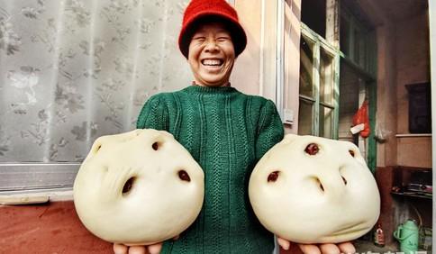 蒸饽饽、做年糕、炸豆腐……年货备齐,只待新春!