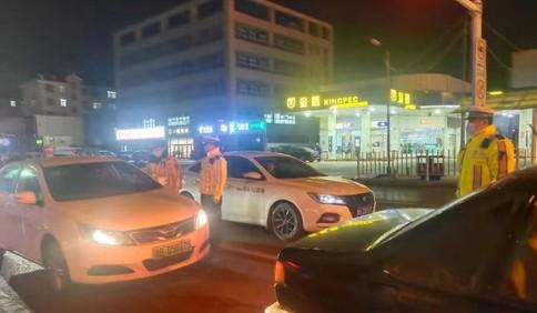 新春走基层丨保障道路交通 春节期间青岛这群人坚守岗位