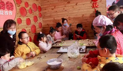 """共品""""文化大餐"""" 青岛莱西""""我们的节日·元宵节""""别开生面"""