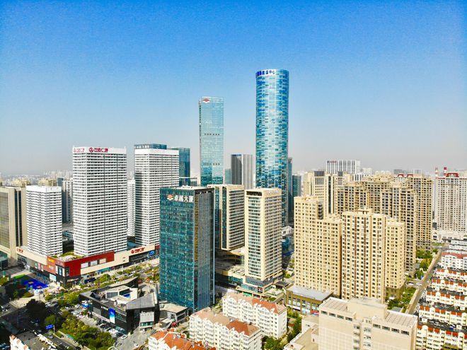 青岛中央商务区:聚力商圈融合,城市经济焕发新活力