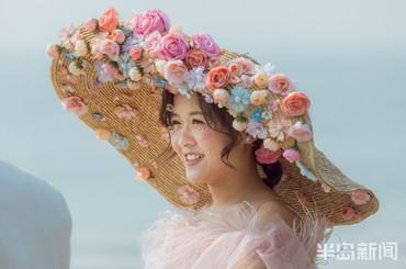 青岛八大关:春日的幸福浪漫时刻