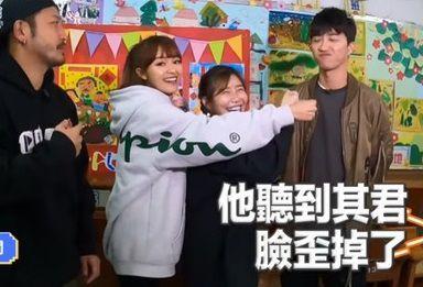 江宏杰婚变前所录综艺播出 镜头前捧腹大笑心情好