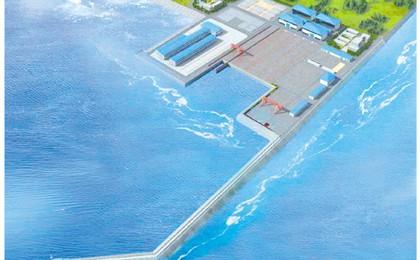 山东首个海洋产业装配式建筑生产基地启动建设